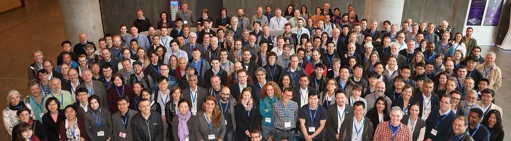 OceanPredict '19 symposium attendees